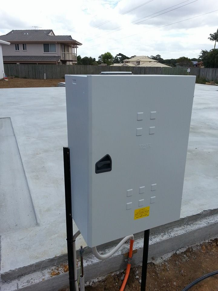 Electrical work in Brisbane 2