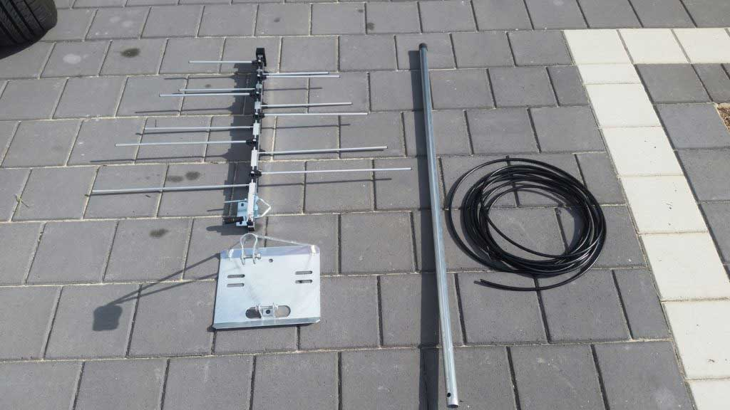 TV Antenna Installation and Service